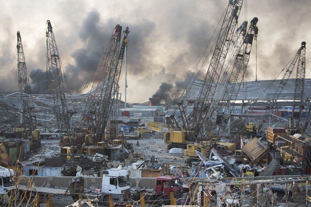 Lebanon blast killed at least 137, injured 5,000: ministry