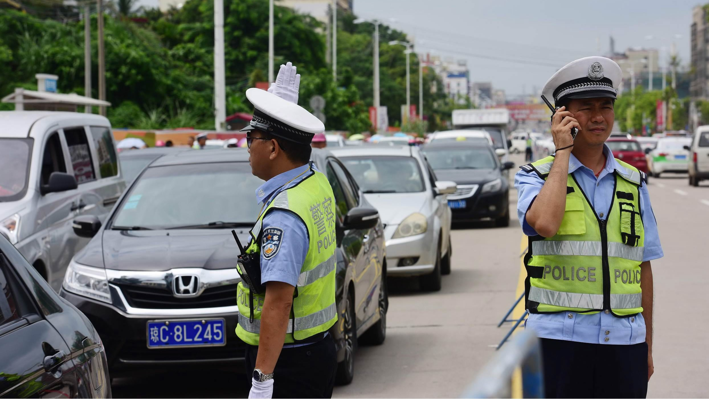 China sees fewer traffic accident crime cases: report