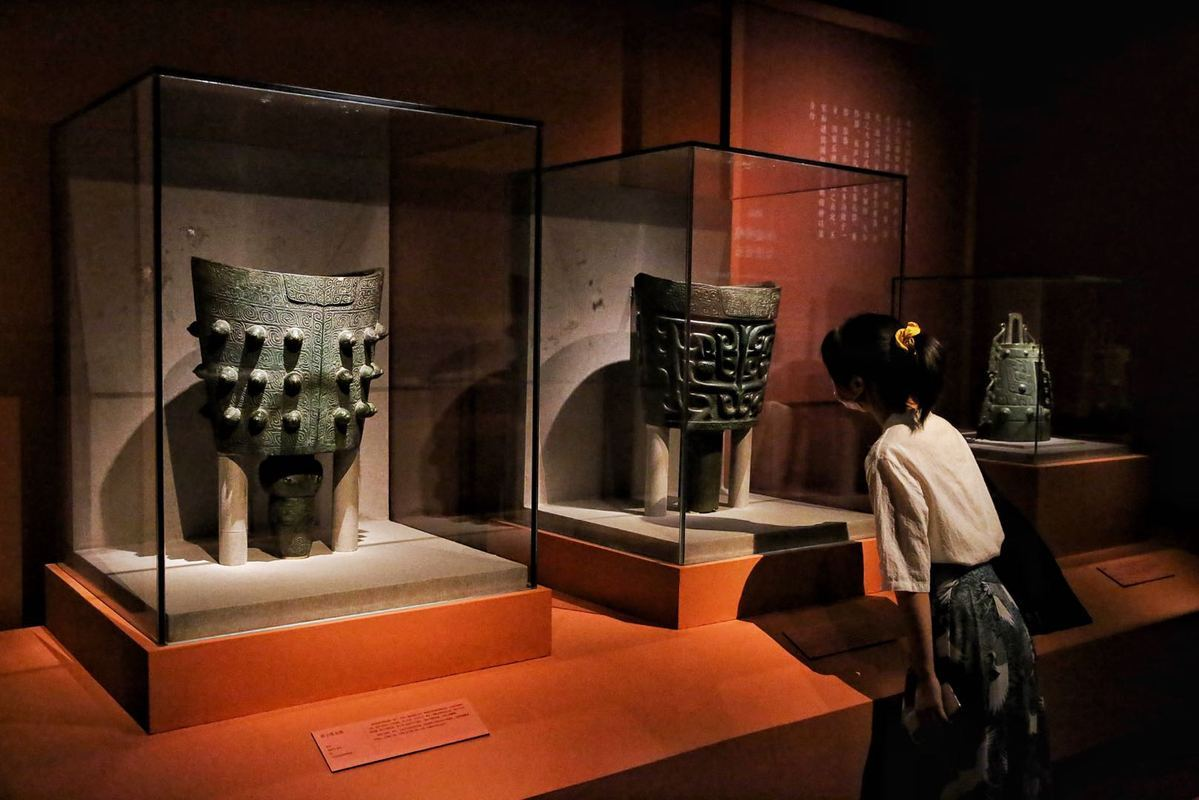 Ancient instruments strike a chord in museum exhibit