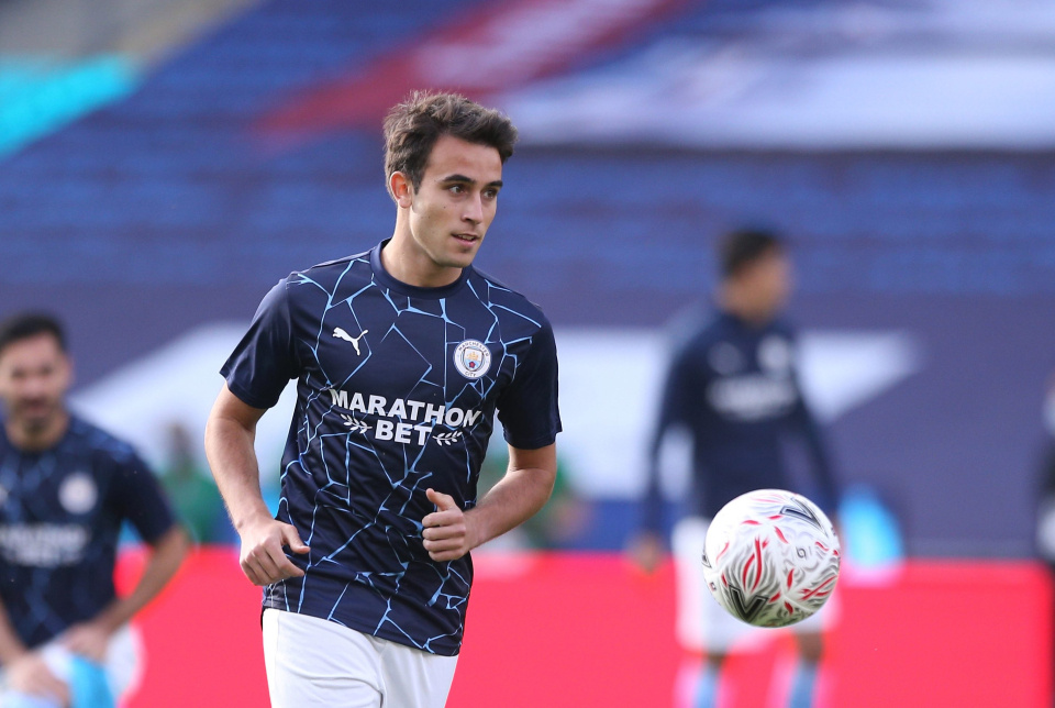 Man City defender Eric Garcia rejects contract offer