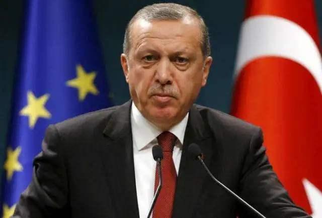 Erdogan announces resumption of Turkey energy search in eastern Med