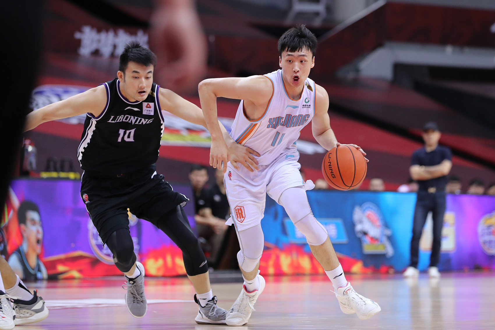 Youngsters shine in CBA with many foreign talents absent