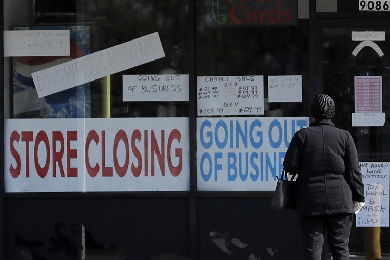 US job gains may have stalled in July amid virus spike