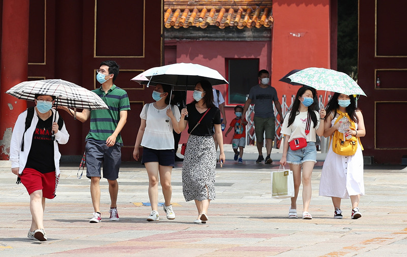 Colorful activities to boost consumption, enrich people's life in August