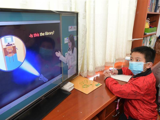 China launches campaign to improve online courses for minors