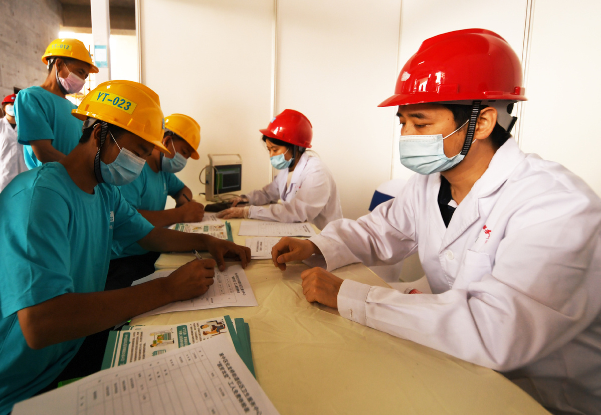 More jobs created for migrant workers