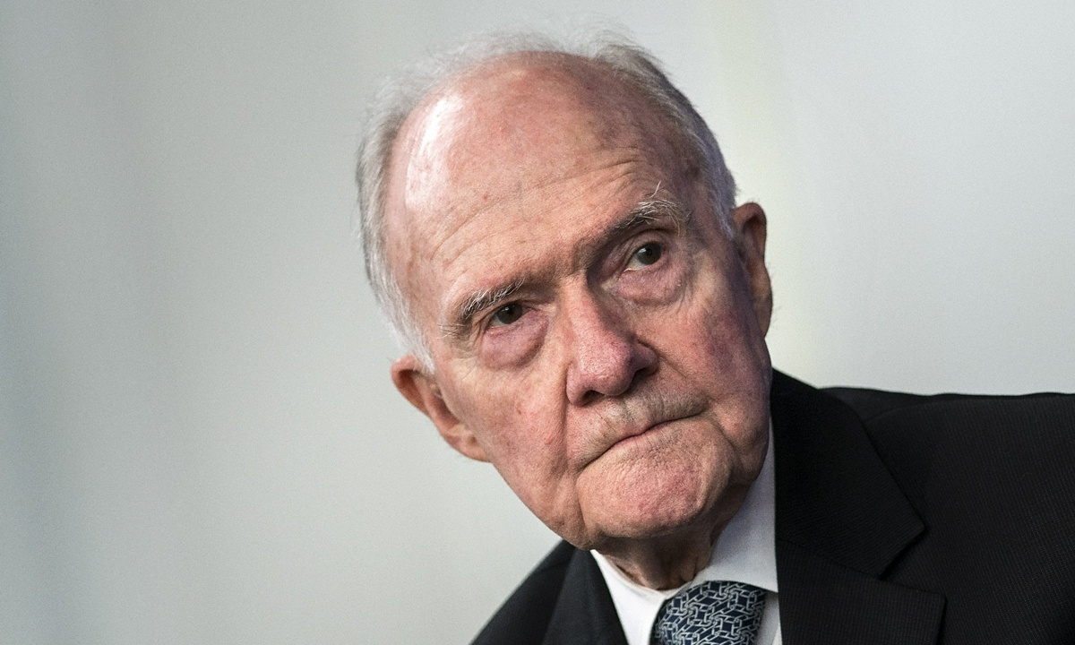 Best way to honor General Scowcroft is to put China-US relationship back on right track: embassy