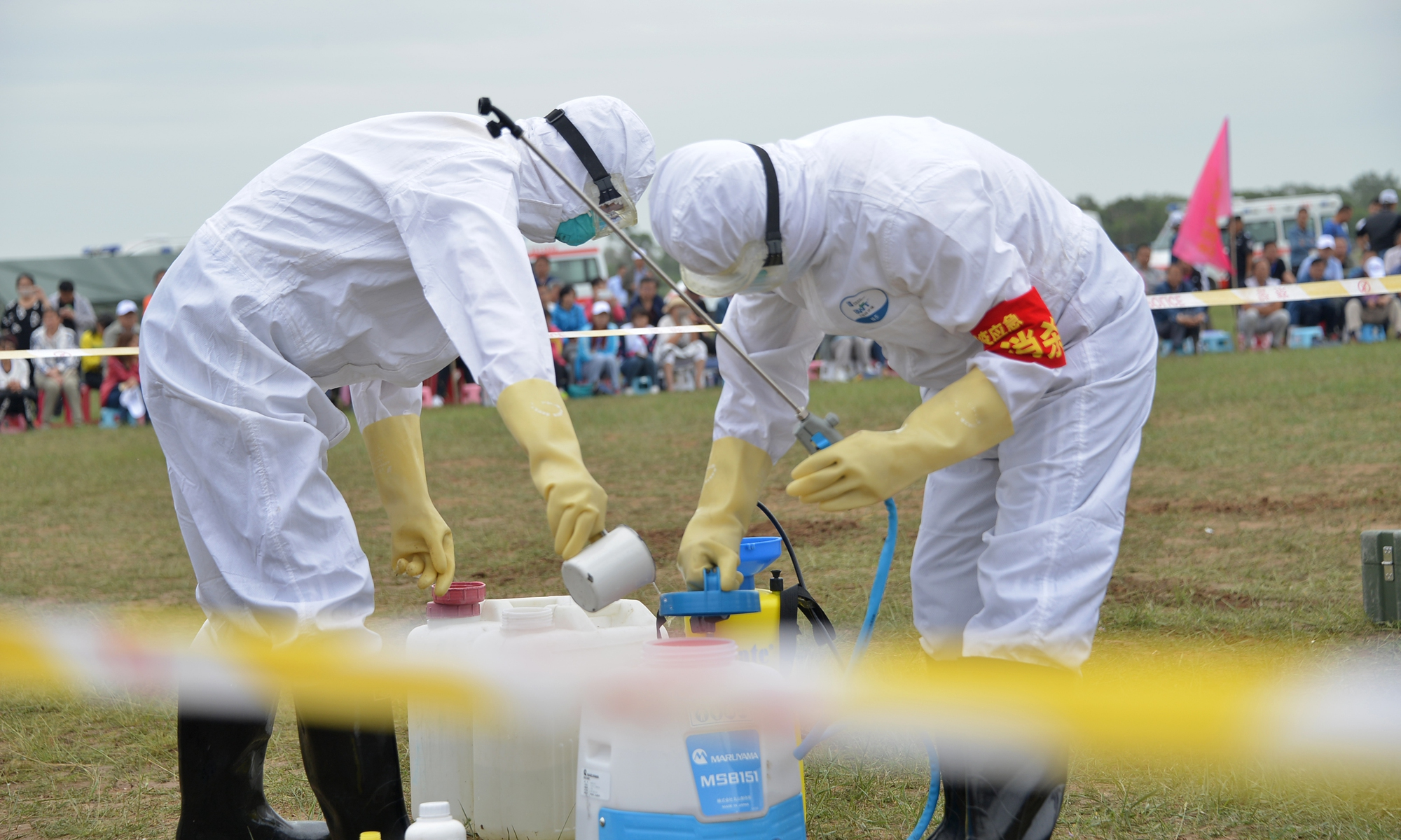 N. China's Inner Mongolia reports second plague death in one week