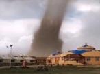 33 injured as tornado hits north China's Inner Mongolia