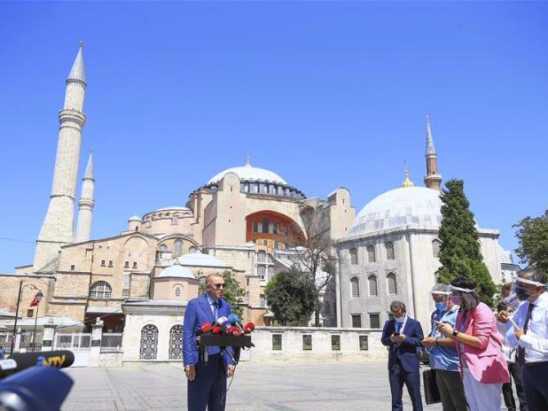 Turkish president says resumes energy exploration in eastern Mediterranean