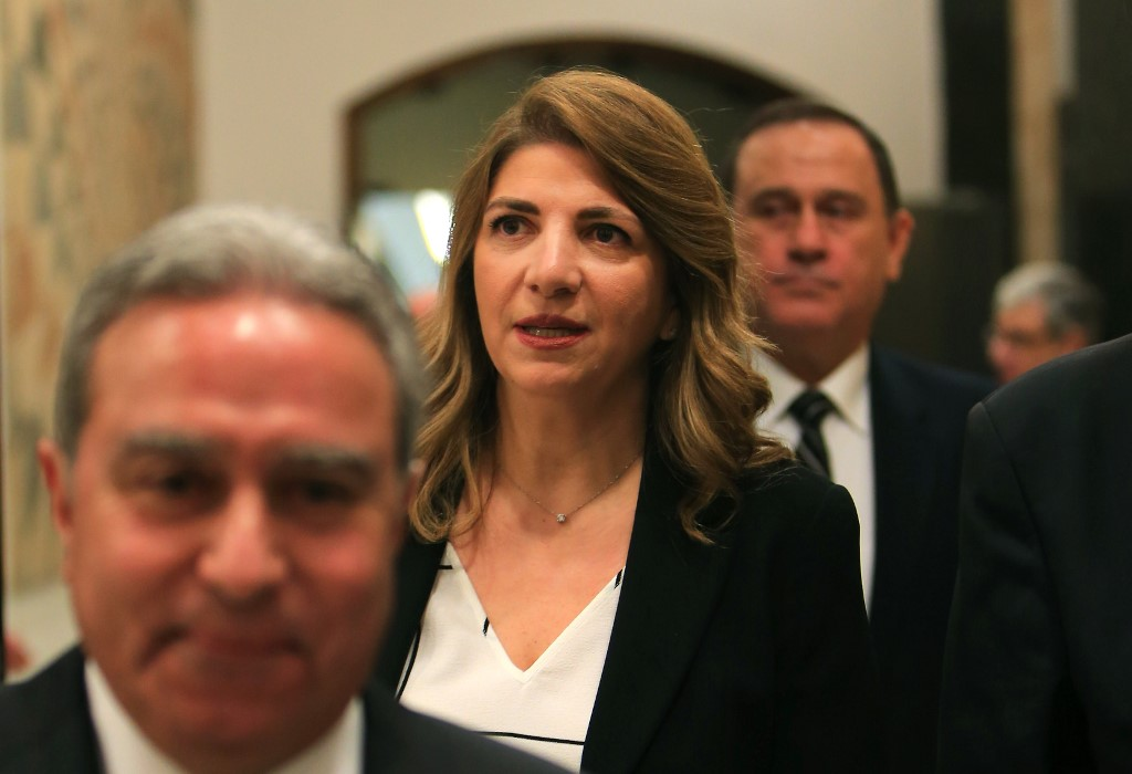 Lebanese justice minister resigns after Beirut's blasts