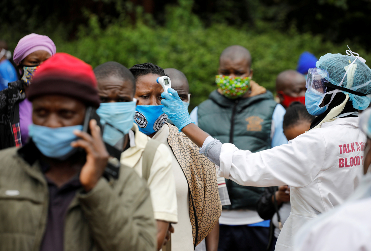 Efforts ongoing in Africa to curb spread of coronavirus