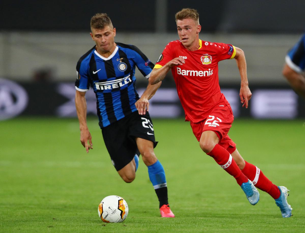 Inter, Manchester United advance into UEFA Europa League semifinal