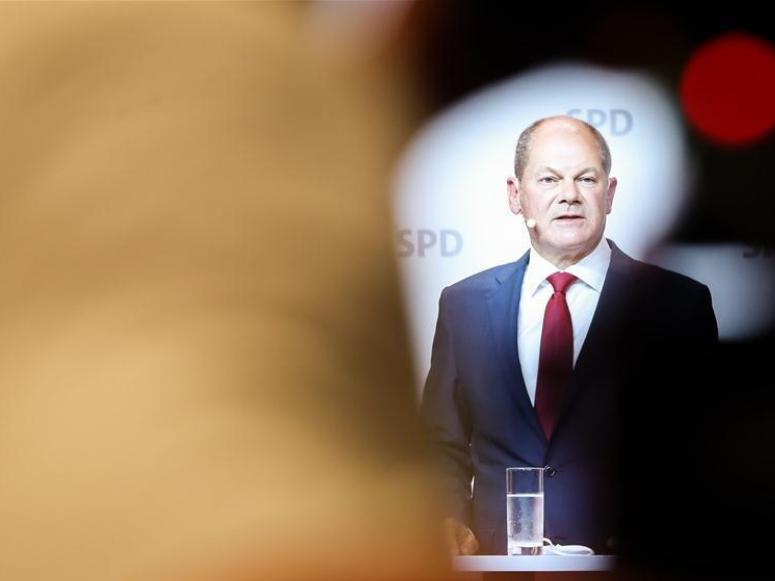 German SPD nominates Vice-Chancellor Olaf Scholz to run for chancellery