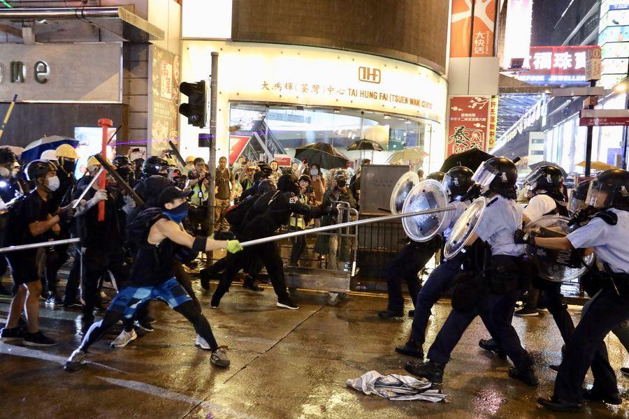 HK Commissioner office to FCC: Stop denigrating national security law