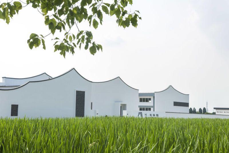 Rural art museum in Shanghai a draw for weekend getaways