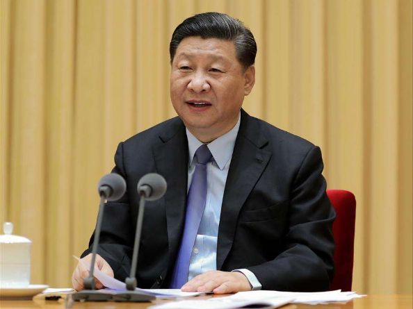 Xi stresses stopping wasting food, promoting thrift