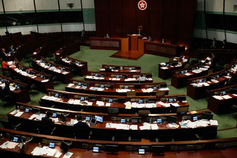 A decision in the interest of HK residents