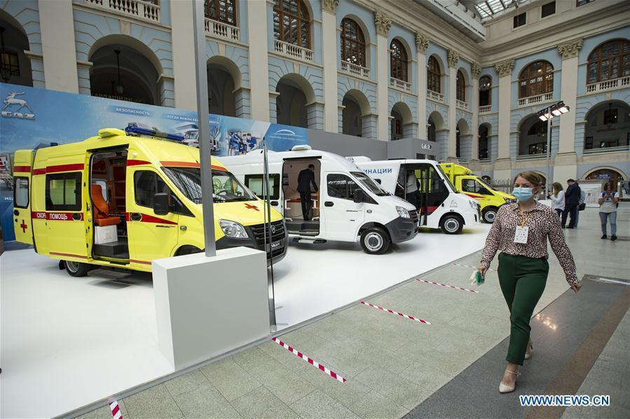 Nationwide health forum held in Moscow
