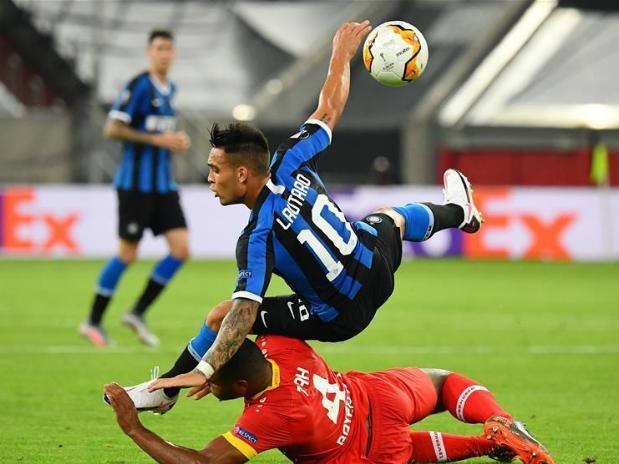 Lukaku pushes Inter to Europa League semis