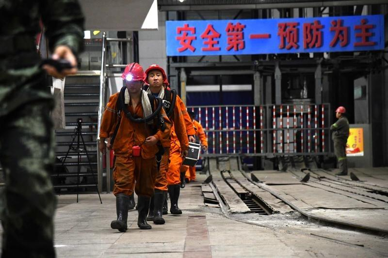 China reports fewer coal mine accidents, deaths