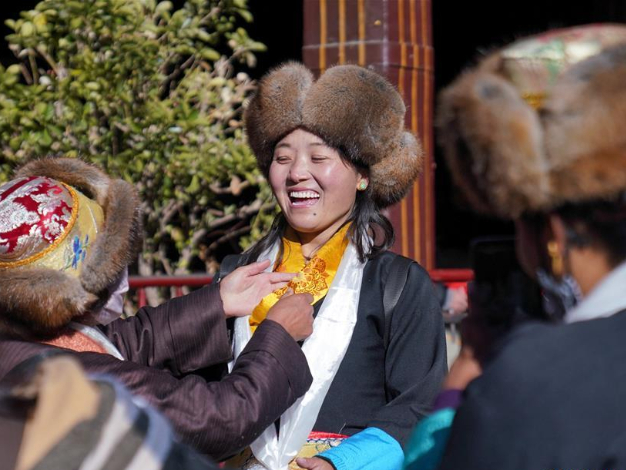 China's Tibet pilots healthcare, green tourism bases
