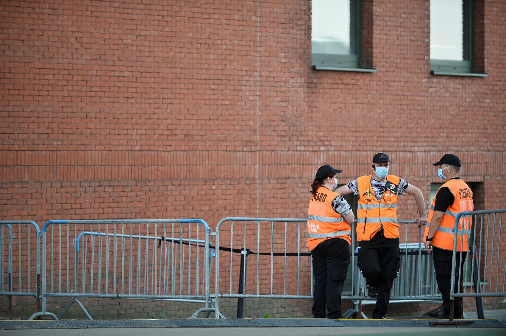 Brussels region makes face masks compulsory: regional government