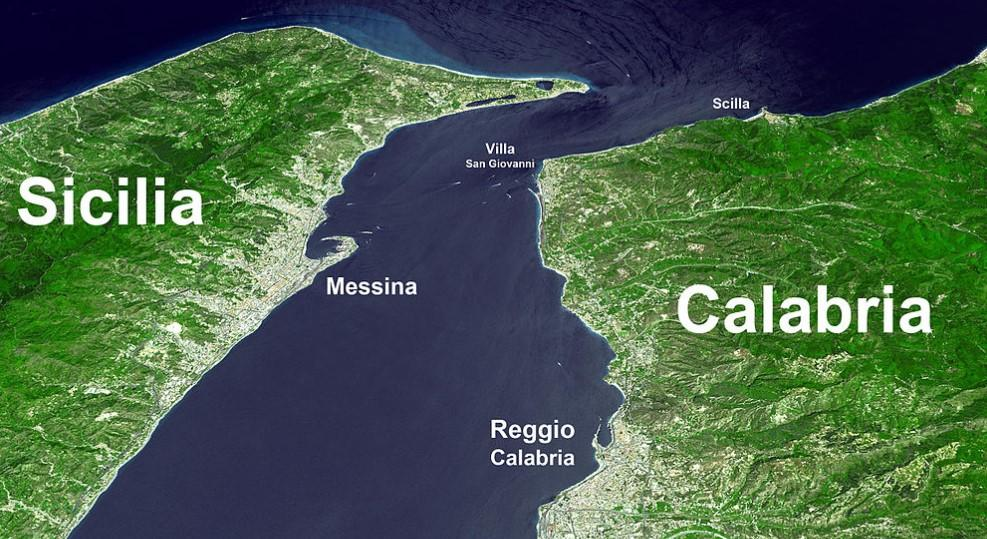 Italy plans to build tunnel linking Sicily with mainland