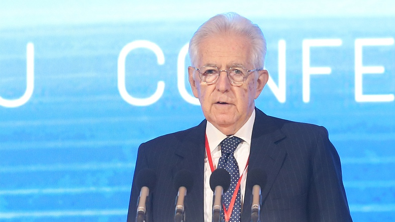 Former Italian PM to chair WHO Europe's new COVID-19 commission