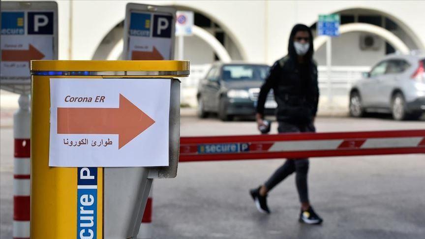 Virus toll hits record high in blast-hit Lebanon
