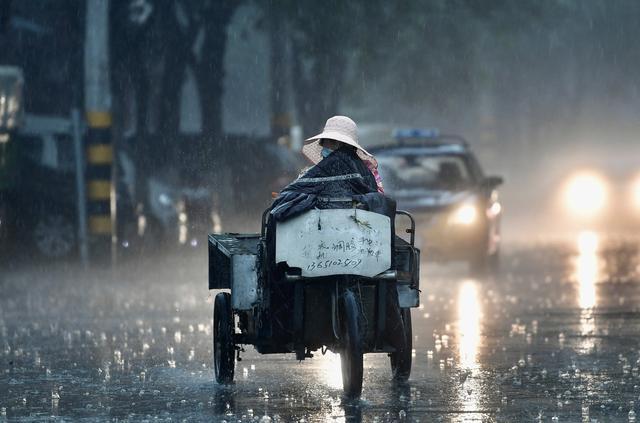 Beijing bracing for biggest rainstorm of the summer