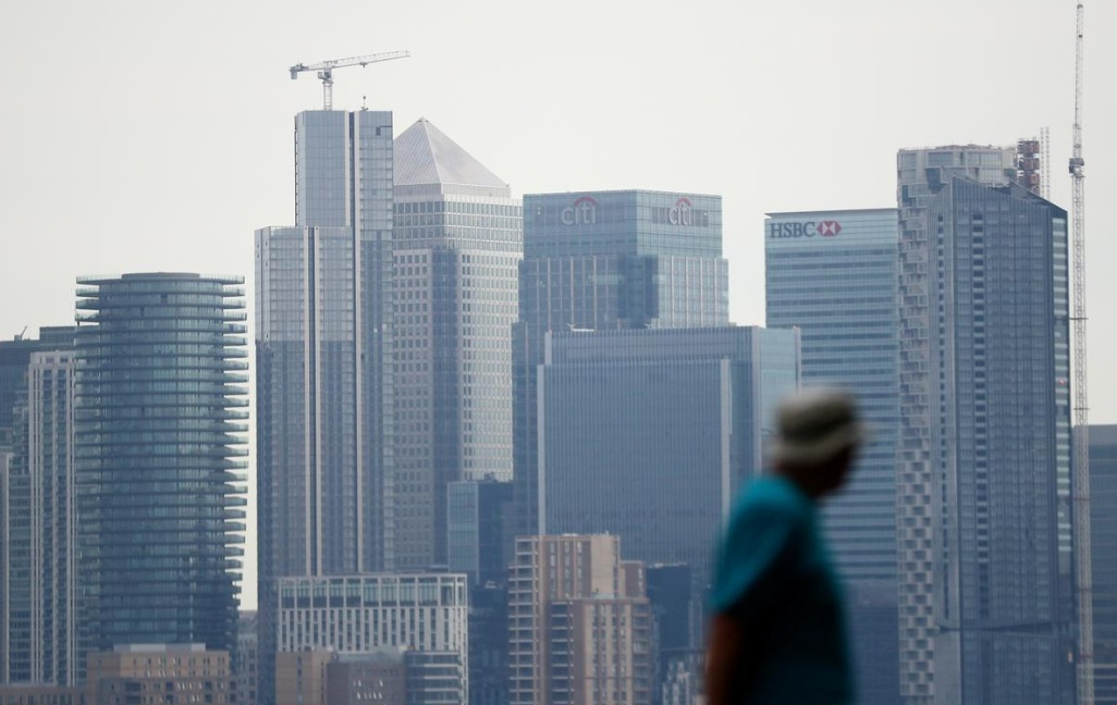UK economy plunges into deep recession