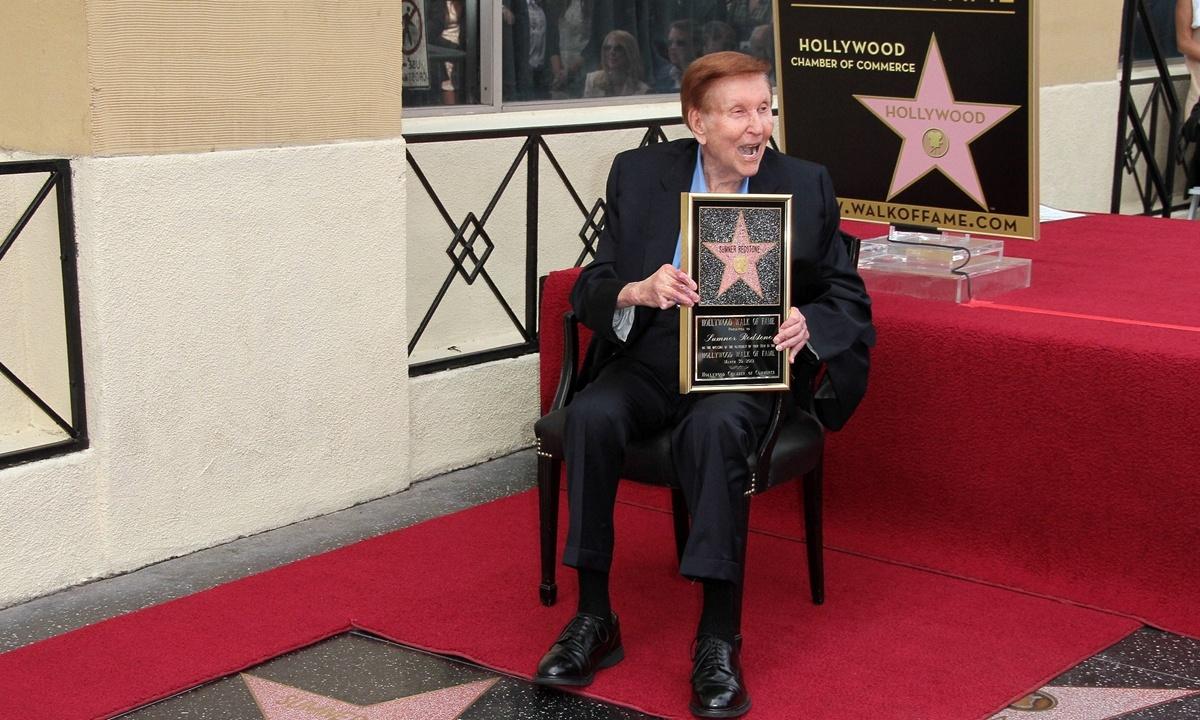 After soap opera career, media mogul Sumner Redstone dead at 97