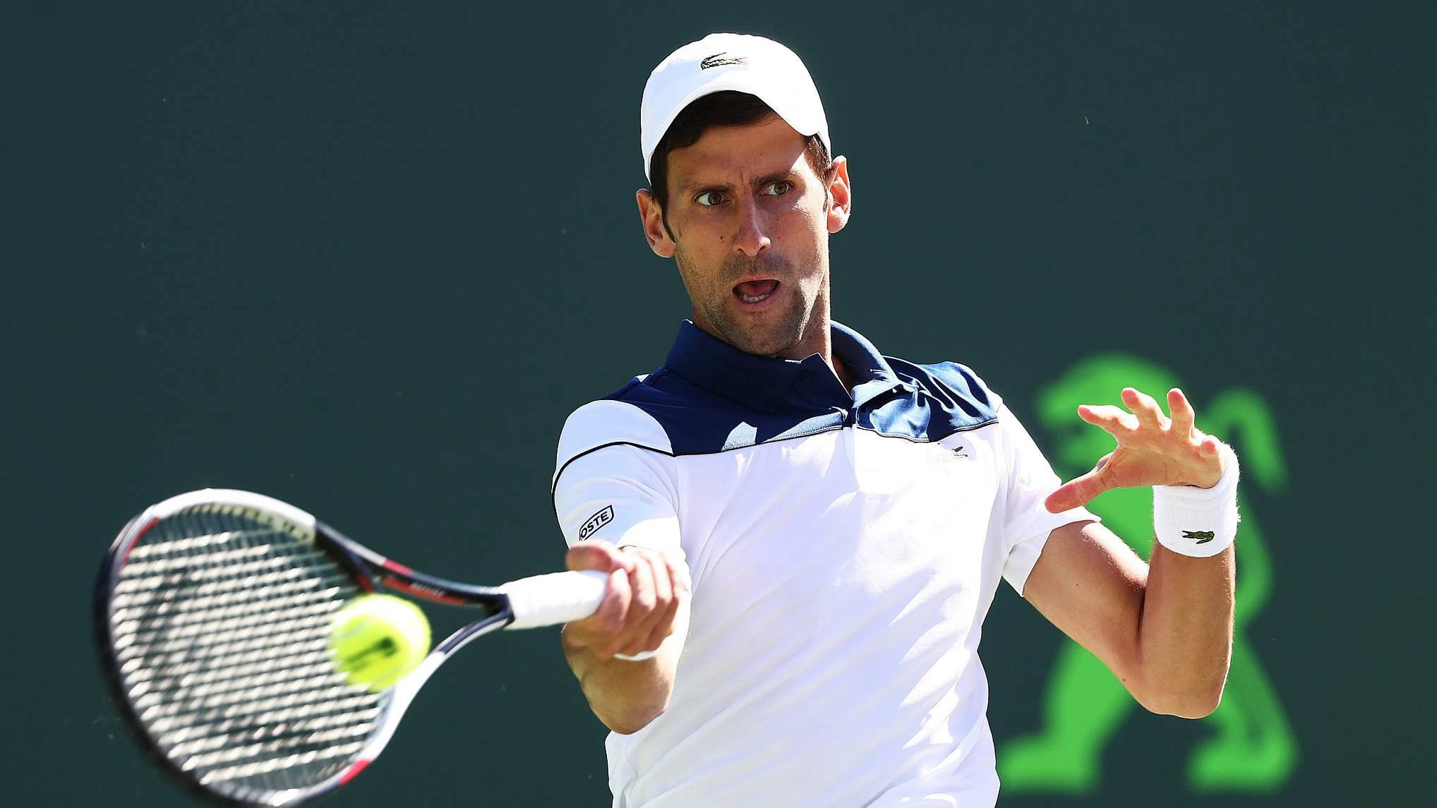 Djokovic says he will play at US Open
