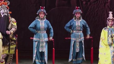 Exploring different roles of Peking Opera