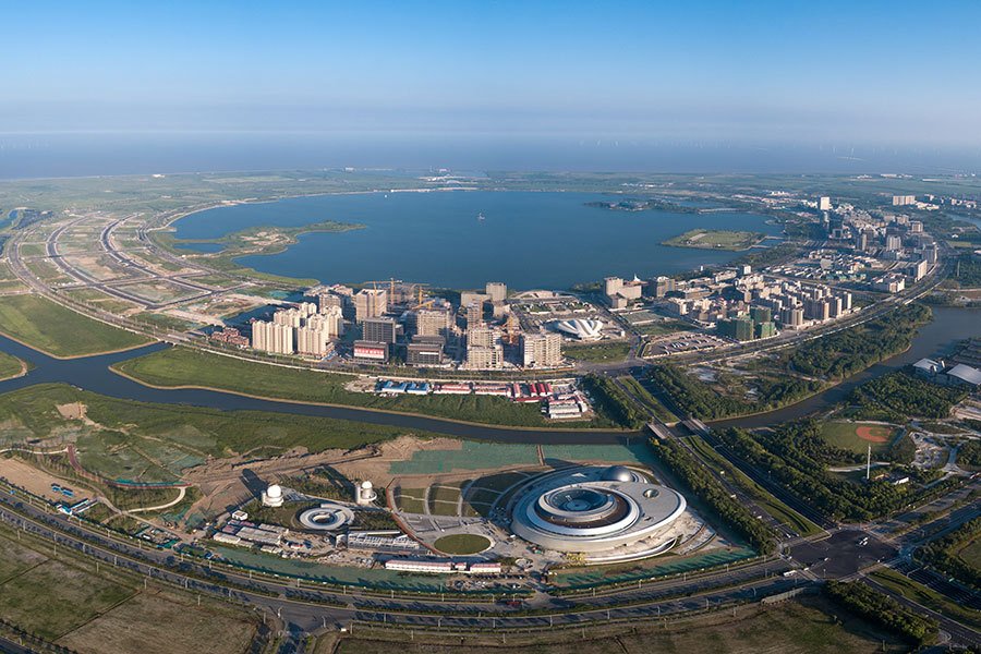 Lingang Special Area achieves fruitful results in its first year