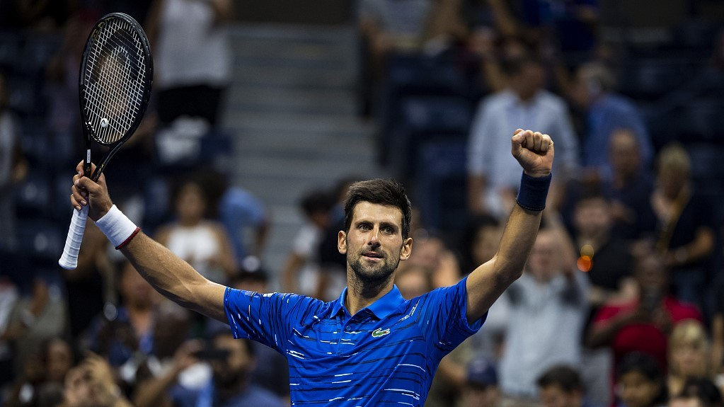 Djokovic says he will attend U.S. Open this year
