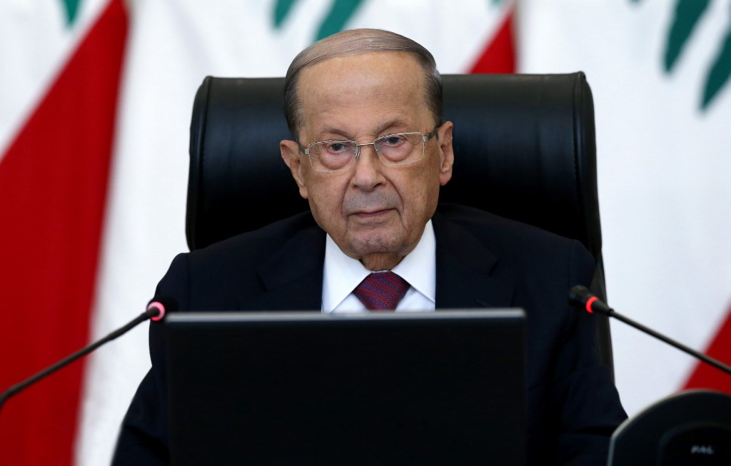 Lebanese president says losses from Beirut's explosions exceed 15 bln USD