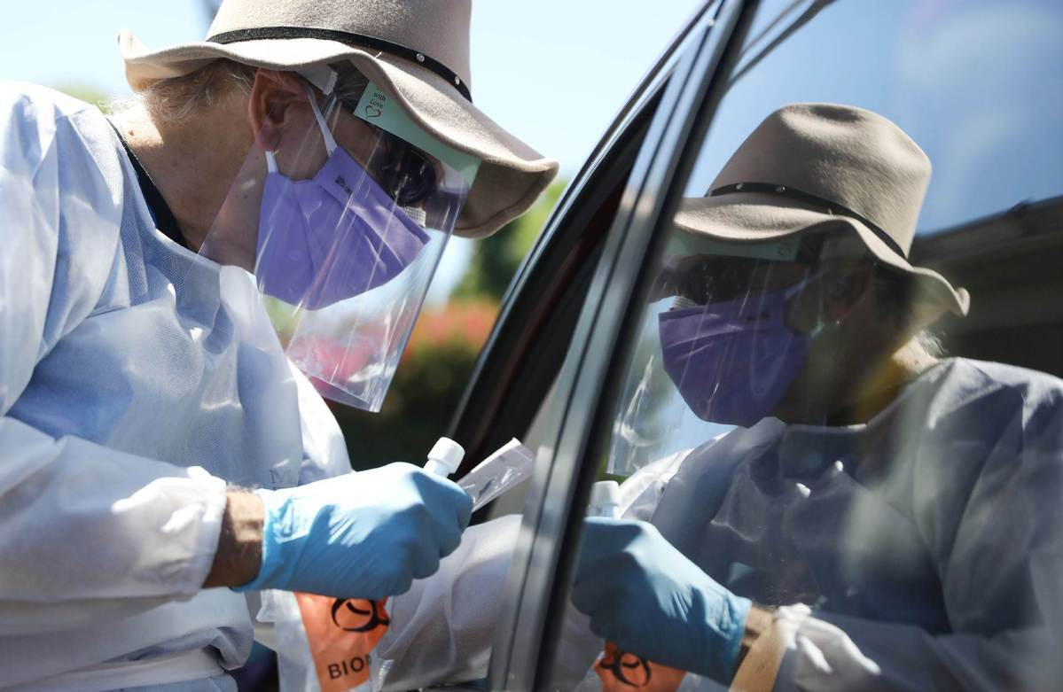 Inconsistent efforts by US states to contain pandemic will likely prolong recession: Fed official