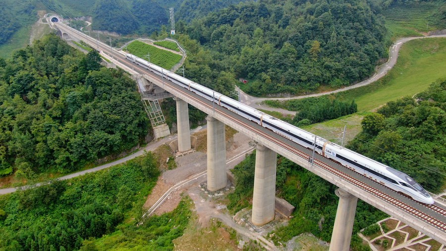 China's rail network gets boost; more tracks to be high-speed