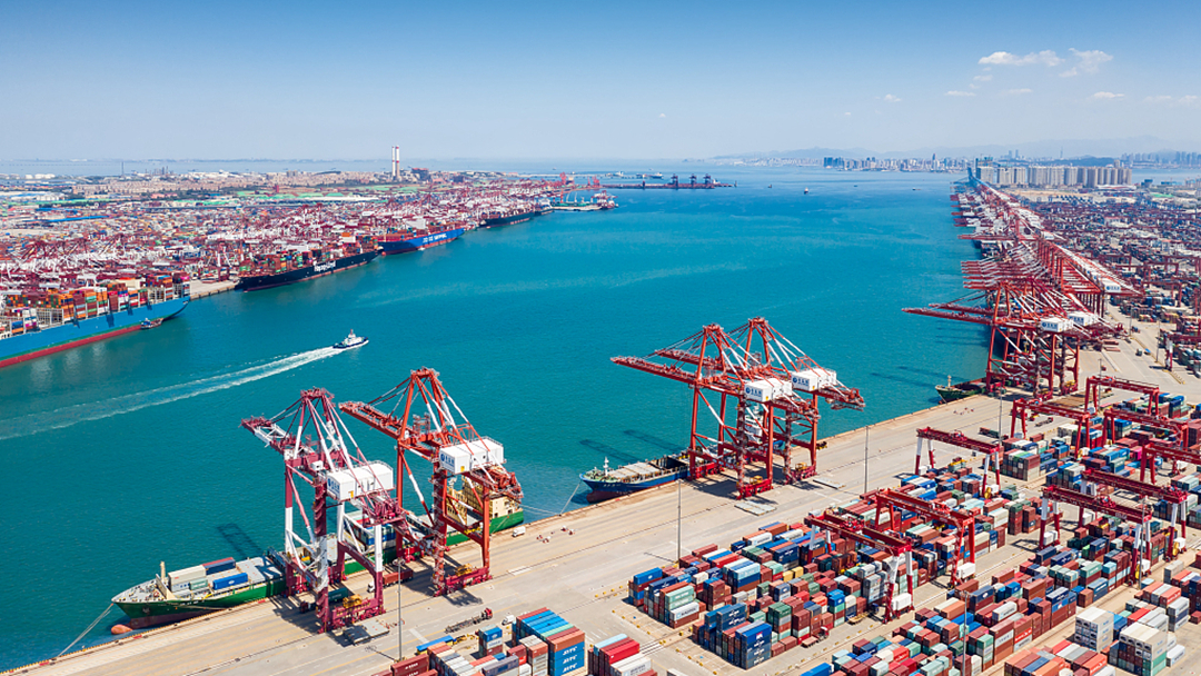China moves to further stabilize foreign trade, supply chains