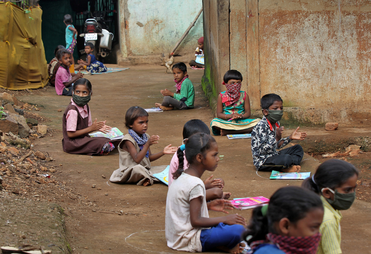 Lack of basic hand-washing facilities major obstacle to re-opening schools: WHO chief