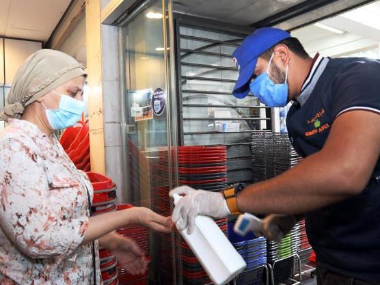 Iraq reports record 3,841 daily COVID-19 cases