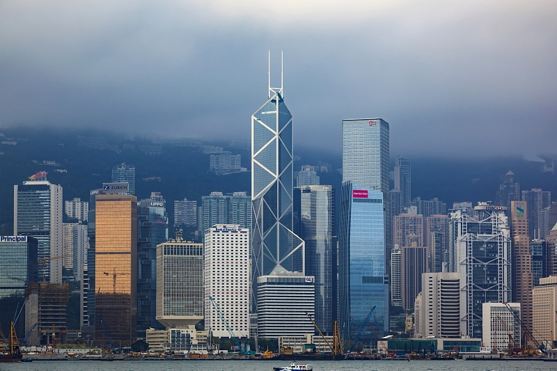 Hong Kong lowers 2020 GDP forecast, vows to revive economy