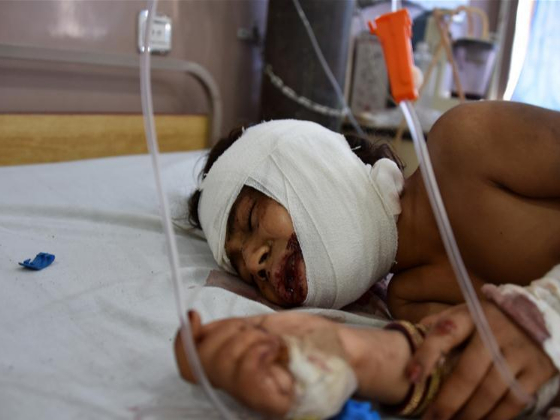 5 civilians killed, 6 others injured as roadside bombing hits S Afghanistan