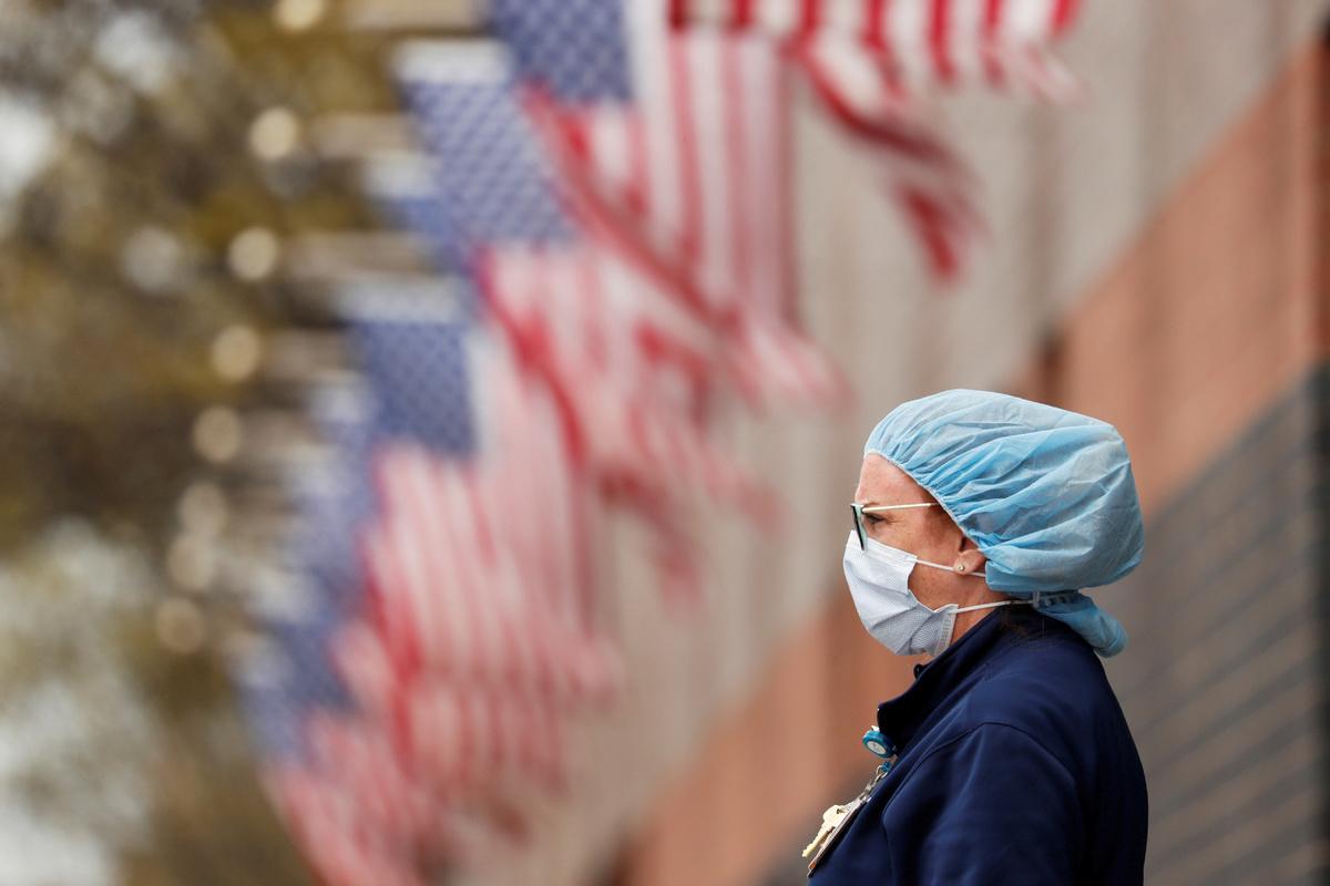 Trump, Biden trade barbs on virus response