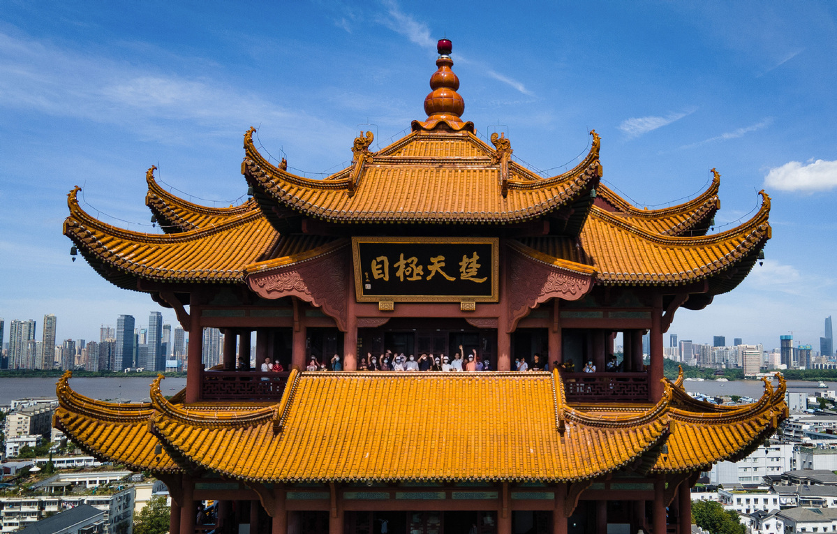 Tourism starts to heat up in China's Hubei