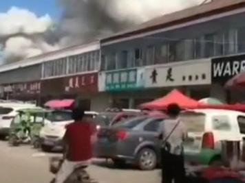 Storage facility blast kills 2 in East China's Shandong