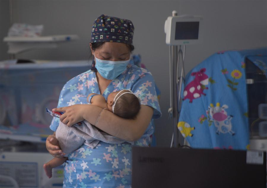Over 1,200 newborns in critical condition treated at treatment center in Yushu, NW China's Qinghai