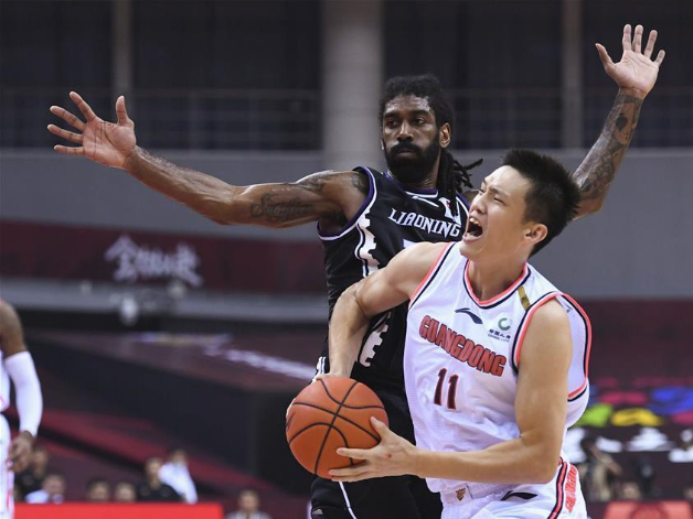 Guangdong overcomes Liaoning to clinch 10th CBA title